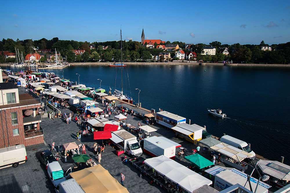 Eckernförder Fischmarkt 2018