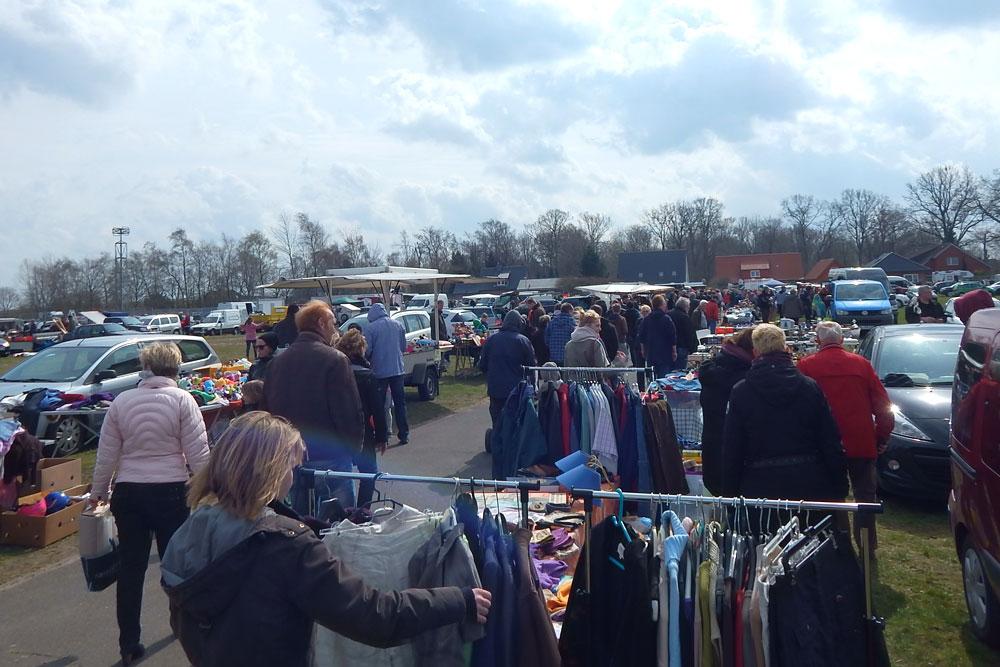 Rendsburg Norla Flohmarkt